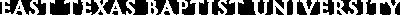 ETBU header logo